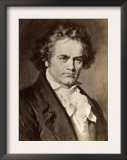 Ludwig Van Beethoven Posters