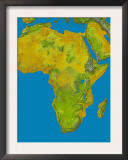 Africa Art by  Stocktrek Images