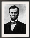 Abraham Lincoln, 1863 Prints by Alexander Gardner