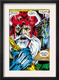 Thor 180 Headshot: Odin Prints by Neal Adams