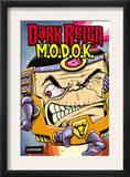 M.O.D.O.K: Reign Delay One-Shot 1 Cover: M.O.D.O.K Print by Ryan Dunlavey
