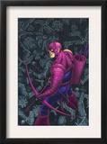 Hawkeye 7 Cover: Hawkeye Art by Scott Kolins