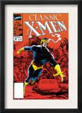 X-Men Classic 44 Cover: Cyclops Prints by Steve Lightle