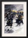 Benedict Arnold's Attack on the British in Quebec in the Winter of 1775 Prints