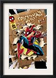 Untold Tales Of Spider-Man 1 Cover: Spider-Man Prints by Pat Olliffe