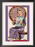 Sammy Wong The Tea Totaler Poster