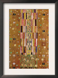 Frieze Poster by Gustav Klimt