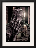 Books of Doom 1 Headshot: Dr. Doom Fighting Prints by Pablo Raimondi