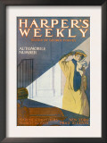 Harper's Weekly Special Automobile Issue, c.1907 Prints