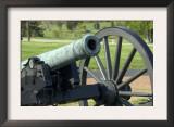 Model 1841 6-Pounder Smooth-Bore Cannon Used in the Mexican War, Maryland Posters