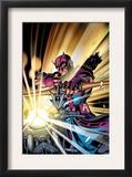 Hawkeye V2 4 Cover: Hawkeye Prints by Howard Porter
