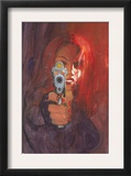 Black Widow 2 2 Cover: Black Widow Prints by Bill Sienkiewicz