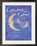 Celebrations of Time Posters by Flavia Weedn