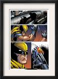 Cable & Deadpool 43 Headshot: Wolverine Posters by Ron Lim