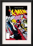 Classic X-Men 24: Storm, Angel, Shadowcat and Colossus Posters by Paul Smith