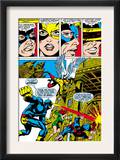 X-Men 50 Group: Cyclops, Angel, Beast, Grey, Jean, X-Men and Marvel Girl Posters by Jim Steranko