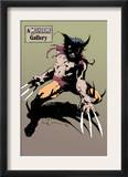Wolverine 10: Wolverine Art by Kent Williams