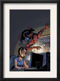 Friendly Neighborhood Spider-Man 5 Cover: Spider-Man Posters by Mike Wieringo