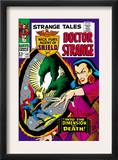 Strange Tales 152 Cover: Dr. Strange, Umar and Mindless Ones Posters by Bill Everett