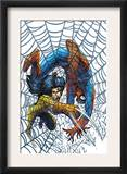 Marvel Team Up 5 Cover: X-23 and Spider-Man Prints by Scott Kolins