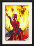 Spider-Man: With Great Power&3 Cover: Spider-Man Poster by Tony Harris