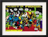 Phoenix: The Untold Story 1 Group: Storm Prints by John Byrne