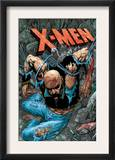 Uncanny X-Men 393 Cover: Professor X Art by Tom Raney