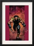 Ultimate X-Men 41 Cover: Wolverine Poster by David Finch