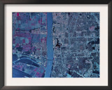 Baton Rouge, Louisiana Print by Stocktrek Images