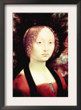 Portrait of a Dame Prints by  Leonardo da Vinci