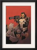 Punisher Vs. Bullseye 3 Cover: Punisher and Bullseye Posters by Leinil Francis Yu