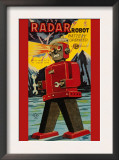 Radar Robot Prints