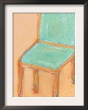 Green Chair Prints by Flavia Weedn