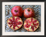 Pomegranate Fruit (Punica Granatum) Posters by  Reinhard