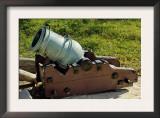Revolutionary War Mortar at Yorktown Battlefield, Virginia Posters
