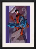 Ultimate Spider-Man 56 Cover: Spider-Man Posters by Mark Bagley