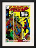 Amazing Spider-Man 89 Cover: Spider-Man and Doctor Octopus Posters by Gil Kane