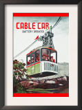 Cable Car Prints