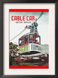 Cable Car Prints