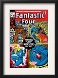 Fantastic Four 106 Cover: Mr. Fantastic Posters by John Romita Sr.