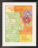 Quiet Moments Poster by Flavia Weedn