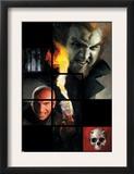 Daredevil 78 Cover: Bullseye and Owl Prints