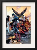 Captain America And The Falcon 10 Cover: Captain America and Falcon Posters by Howard Porter