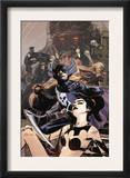 Dark Reign: Lethal Legion 1 Cover: Reaper Prints by Tommy Lee Edwards