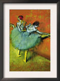 Ballet Dancers Prints by Edgar Degas