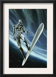 Silver Surfer 8 Cover: Silver Surfer Art