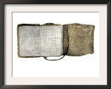 Diary Kept by William Clark of the Lewis and Clark Expedition, c.1804-1806 Art