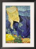 Dr. Paul Gachet Prints by Vincent van Gogh