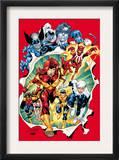 Uncanny X-Men 392 Group: Phoenix Posters by Salvador Larroca