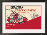 Cragstan Space Capsule Prints